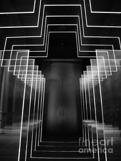 'B&W NEON CROSS'  Fine Art Photography by Jo Ann Tomaselli @ http://jo-ann-tomaselli.artistwebsites.com/featured/black-and-white-neon-cross-at-the-billy-graham-library-jo-ann-tomaselli.html #joanntomaselli #fineartphotography #crucifix