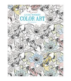 Living Wonders | Adult Coloring Book