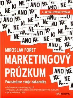 Marketingový průzkum - Miroslav Foret   Kosmas.cz - internetové knihkupectví