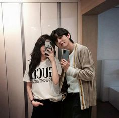 Kpop Couples, Cute Couples, Jeon Somi, Best Kpop, Couples Images, Ulzzang Couple, Cute Little Baby, Bts Boys, Kpop Girls