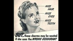 Illustration for article titled Selling Shame: 20 Outrageously Offensive Vintage Ads Vintage Humor, Vintage Ads, Vintage Posters, Funny Vintage, Funny Commercials, Funny Ads, Funny Advertising, Advertising Campaign, Funny Signs