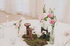 brisbane high tea wedding centrepiece