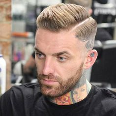 18 Hair cuts with tattoos that are unbelievably cool