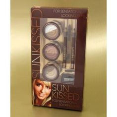 Sunkissed SUNkissed Summer Workshop 1  £4.95 (FREE UK Delivery)  http://www.123hairandbeauty.co.uk/beauty-products-c5/gift-set-c34/sunkissed-sunkissed-summer-workshop-1-p1562