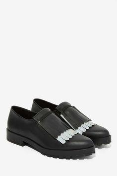 Miista Juliette Leather Oxford - Flats