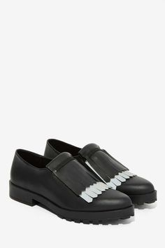 Miista Juliette Leather Oxford - Shoes | Oxfords