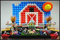 Jovani's 1st Birthday Party | CatchMyParty.com