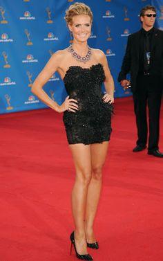 Heidi Klum, simple gourgeus