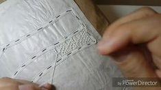 Artesanato em renda renascença passo a passo como fazer o ponto abacaxi-DIY