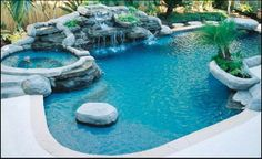 We are servicing client since 1998 offering full inventory of swimming pool & spa supplies, equipment and parts. We operate on a friendly family style business plan. Small Inground Swimming Pools, Swimming Pool Designs, Outdoor Swimming Pool, Backyard Pools, Small Pools, Pool Landscaping, Indoor Pools, Pool Fence, Pool Decks