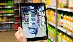 Augmented 3d Realidad Aumentada. App que permite crear una imagen en 3d sobre cualquier superficie proyectada y ofreciendo la posibilidad de rotar, agrandar o mover sobre el espacio.