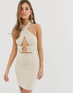 Page 7 - Discover new clothing, shoes and accessories for women at ASOS. Shop the latest trends and styles with ASOS. Halter Mini Dress, Latest Trends, Asos, Bodycon Dress, Tie, Detail, Bamboo, Clothes, Shopping