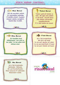 Ramadan Activities, Activities For Kids, Alphabet For Kids, Allah Islam, Muslim Quotes, Communication, Day Planners, Kid, Ramadan Cards