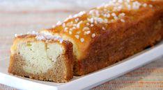 עוגת וניל בחושה עם טופי - אורן גירון