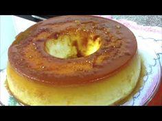 Receita de pudim de pão especial. Delicado e saboroso! - YouTube