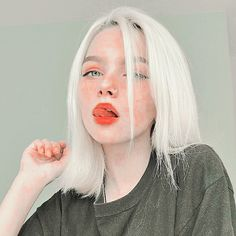 Aesthetic People, Aesthetic Images, Aesthetic Girl, Tumbrl Girls, Cute Swag Outfits, Alternative Hair, Looks Vintage, Cool Hair Color, Ulzzang Girl