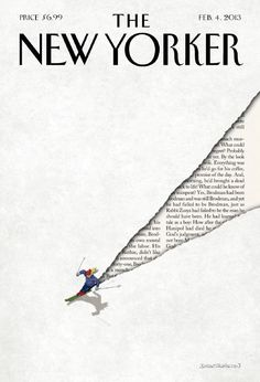 The New Yorker #cover #design
