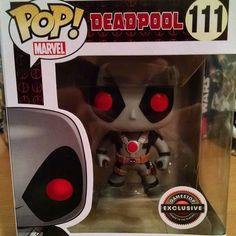 That New Deadpool X-Force GameStop Exclusive Is In Stores Today.  #funko #funkopop #popvinyl #deadpool #xforce #variant #funkofunatic #funkopops #FLYGUY #FLYGUYtoys #twitter #googleplus