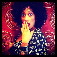Her curls are awesome!