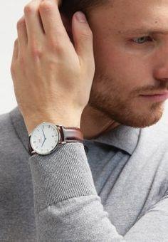 Daniel Wellington - DAPPER BRISTOL - Watch - silver-coloured