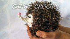 Scheme for amigurumi hedgehog - Video Tutorial : Crochet fat plants – Italian explanations Tutorial Amigurumi, Amigurumi Patterns, Amigurumi Doll, Crochet Patterns, Tutorial Crochet, Crochet Gifts, Crochet Dolls, Free Crochet, Knit Crochet