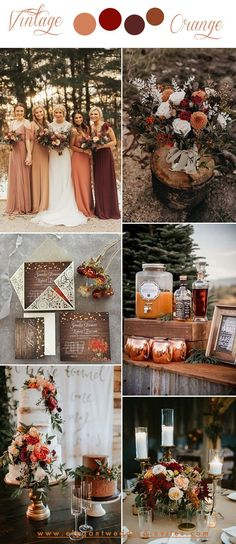 October Wedding Colors, Fall Wedding Colors, Summer Wedding, Autumn Wedding Ideas October, November Wedding Colors, Dream Wedding, Wedding Color Schemes Fall Rustic, Rustic Color Schemes, November Colors