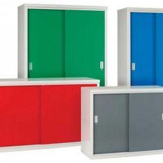 Plastic Storage Cabinet Sliding Door
