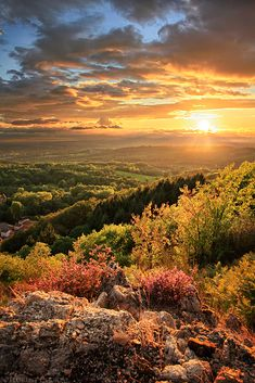 ☀Color Raise by FlorentCourty.deviantart.com*  #Beautiful #Places #Photography