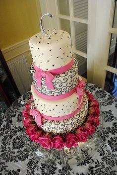 Wedding Gallery   The Blue Cake Company - Wedding Cakes, Birthday Cakes, Custom Cakes Little Rock