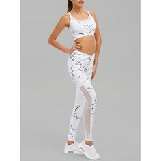 SHARE & Get it FREE   Mesh Paneled Paint Splatter Gym SuitFor Fashion Lovers only:80,000+ Items • FREE SHIPPING Join Twinkledeals: Get YOUR $50 NOW!