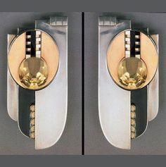 Custom Made Art Deco Door Handles by Harvey August Design/Build International