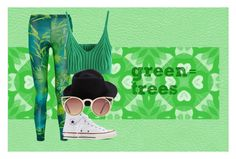 """""""green #3"""" by lallushka on Polyvore"""
