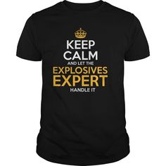 Awesome Tee For Explosives Expert T-Shirts, Hoodies. Check Price Now ==►…