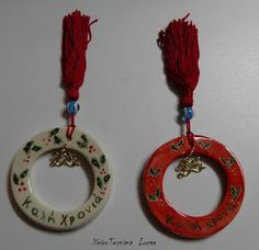 Χειροτεχνημα - Handmade Washer Necklace, Charms, Jewelry, Jewlery, Jewerly, Schmuck, Jewels, Jewelery, Fine Jewelry