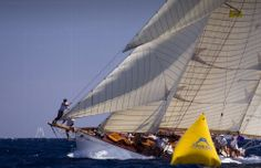 Officine Panerai celebra la 10ª edición del principal circuito internacional de vela clásica, el Trofeo Panerai Classic Yachts Challenge #PCYC2014
