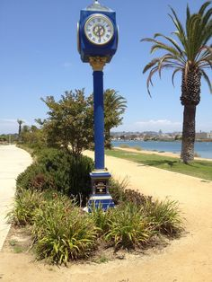 Liberty Station Park, Point Loma-San Diego, CA.  I've walked this so many time back in the day.
