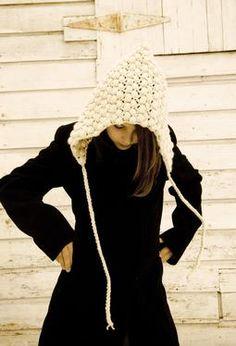 crochet hood pattern $1.99