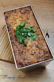 Simply Food: Babka ziemniaczana Gourmet Recipes, Crockpot Recipes, Cooking Recipes, Simply Recipes, Simply Food, Kebab, Football Food, Healthy Dishes, Food To Make