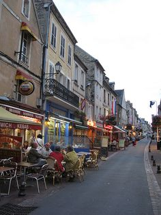 Bayeux, Normandy, France~ we camped in this little town. Had so much fun. It is really very pretty.