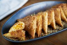 Rafiolia - Chios Sweet Pumpkin Phyllo Pastries   Greek Food - Greek Cooking - Greek Recipes by Diane Kochilas