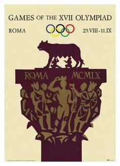 La Juegos Olímpicos de 1960, oficialmente conocida como los Juegos de la Olimpiada XVII, fue un evento multideportivo internacional celebrada del 25 de agosto 11 septiembre de 1960 en Roma, Italia. Roma había sido galardonado con la organización de los Juegos Olímpicos de 1908, pero después de 1906 la erupción del Vesubio, se vio obligado a descender y pasar los honores a Londres.