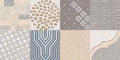 ALPHA: Syrna - 30x60cm. | Floor Tiles - Porcelain | VIVES Azulejos y Gres S.A. #porcelain #tile #patchwork