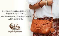 【楽天市場】【 ロビタ robita 】メッシュ レザー ショルダー バッグ an-211:バッグのセレクトショップ DANJO