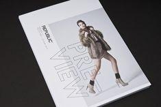 Cargo | Fashion editorial graphic design