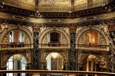 "vivalcli: "" Kunsthistorisches Museum by oriana.italy """