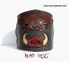 Image result for inverted leather applique