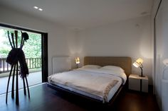 The Bright Apartment - Bedroom with spatious balcony - by Stirixis Exclusive
