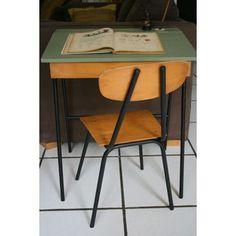 1000 images about desmerveilles vintage on pinterest bureau vintage burea - Petit bureau vintage ...