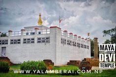 Maya Devi Temple, the exact birthplace of Lord Gautam Buddha, Lumbini Nepal.  #maya #devi #temple #buddhist #buddhism #buddha #birthplace #ashoka #pillar #pilgrimage #unesco #world #heritage #site #visit #travel #travelgram #nepal