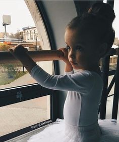 Andy at her first dance class, by Calypso Little Babies, Cute Babies, Baby Kids, Future Mom, Future Daughter, Beautiful Children, Beautiful Babies, Little Ballerina, Tiny Dancer